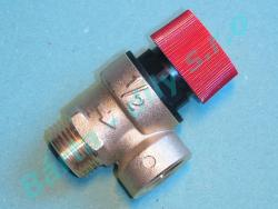 Ventil pojistný 3bar BEA, DUA Plus (1150 6635)