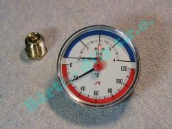 Termomanometr DAKON DOR